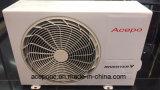 Condizionatore d'aria dell'elettrodomestico della pompa termica dell'invertitore di CC di R410A