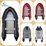 Großhandelsrudersport-Boots-Gummiboots-aufblasbares Fischerboot China