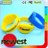 Eignungzugriffssteuerung 125kHz EM4102 EM4200 RFID Wristbandarmband