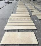 Светло-серый цвет панели из природного камня с ячеистой алюминиевой панели