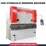 гидравлический листогибочный пресс гибочный станок с ЧПУ Yawei с лучшим соотношением цена