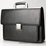 Stylish Hot of halls PU Leather Briefcase for one Bags portfolio
