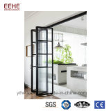 품질 보장 알루미늄 유리제 접게된 문