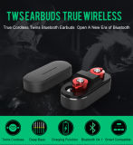 Auriculares de moda único par desporto Usar Caixa de carga
