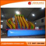Terrain de jeux extérieur gonflable géant château gonflable pour les enfants jouet (T6-043)