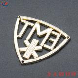 Metal personalizados de alta qualidade Hang Tag para vestuário de bolsas