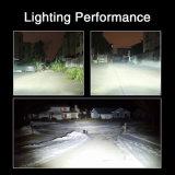 lampadina dell'automobile H4 LED del faro 6000lm di 50W LED