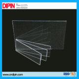Strato di superficie di legno e di cristallo dell'ABS