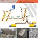 Ladrillo concreto de la espuma de la nueva tecnología que hace que la máquina cementa la máquina del bloque