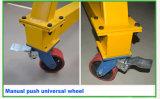 Guindaste de pórtico móvel, guindaste de pórtico do pneumático de Ruber 20 toneladas