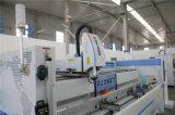 Máquina de trituração de alumínio da perfuração do perfil do cobre da parede de cortina do CNC