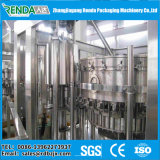 Fábrica de engarrafamento de água gaseificada/refrigerantes Bebida de sumo de máquina de enchimento a frio
