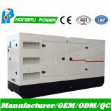 En espera de 440 kVA grupo electrógeno diesel con motor Cummins Ntaa855-G7a