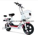 Миниый велосипед 350W 48V электрический (sandin)
