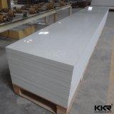лист Corian ледника 12mm белый акриловый твердый поверхностный