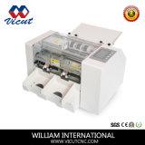 Máquina automática da talhadeira do cartão conhecido de negócio A3