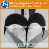 Cinta auta-adhesivo de encargo del sujetador del Velcro de la correa de nylon