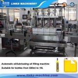 Автоматическая жидкостная машина завалки для разливать по бутылкам вязкостной жидкости