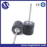 Kundenspezifischer industrieller Pinsel-Gefäß-Pinsel für das entgratene Polnisch (TB-200023)