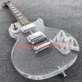 Гитара Lp нот Pango акриловая электрическая с светом СИД (PAL-002)