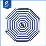 De auto Open Omgekeerde Paraplu van de Laag van het Handvat van de Vorm van C Dubbele