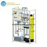 3tpd RO Sistema de desalación de filtro de dispositivo de tratamiento de agua de mar