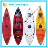 Kayak simple de pêche de gens de type de relais de qualité neuve de canoë (M02)