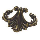 Классическое оборудование мебели ручки мебели сплава цинка/европейская ручка шкафа (ZB842)