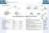 II 시리즈 병원 장비 LED Shadowless 운영 빛 (둥근 균형 팔, II 시리즈 LED 500)