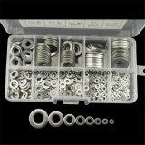 360pcs de rondelles plates en acier inoxydable M2 à M10 Assortiment défini