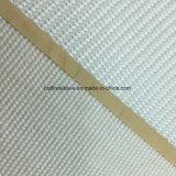 Paño texturizado protector de alta temperatura de la fibra de la silicona de la manta de aislante