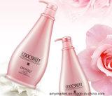Sciampo naturale 750ml del corpo dell'essenza della Rosa del gel dell'acquazzone di cura di pelle di fragranza di lusso