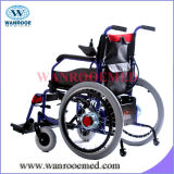 Sillón de ruedas plegable Full-Automatic de la energía eléctrica Bwhe301 con el Bw del control de la mano