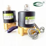 grande Oriffice valvola di regolazione d'ottone del liquido dell'elettrovalvola a solenoide di 2W200-20