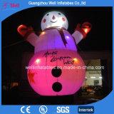 Décoration gonflable de Noël de bonhomme de neige à vendre