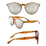 Späteste Art-Plastikdame-populäre Form-Sonnenbrillen
