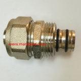 Excelente qualidade bom preço Cw617n Conexão de compressão de latão para PE (X) -Al-PE (X)