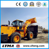 Ltma Chine chargeur de roue de 5 tonnes avec le pneu