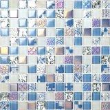 De hete Tegels van de Vloer van het Zwembad van het Mozaïek van het Glas van het Kristal van de Verkoop