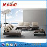 Estructura modular de aluminio exterior sofá establece