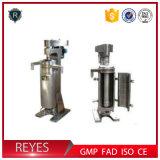 Venda de fábrica na China de alta velocidade de centrifugação tubular de separação