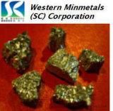 Het Lood van de hoge Zuiverheid (Pb) 5N bij Bedrijf het Westelijke van MINMETALS (Sc)
