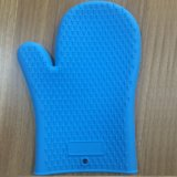 Новая конструкция силиконовой жаропрочные перчатки печи гриля для барбекю кухонные рукавицы