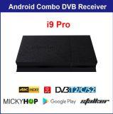 Поддержка стандарта DVB-S2 /ISDB-T+IPTV Android телевизор .