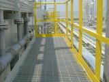 Герметик стальной решеткой с маркировкой CE утверждения