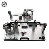 Moldes de precisão automática de Cavidade Única PA66+GF Equipamento de Injeção de Plástico