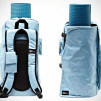 Wholesale nylon To beg New Design Multi Purpose Extendable Bag Yoga Chechmate Backpack