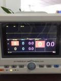 Dessus de table d'usage médical analyseur de gaz multi d'anesthésie de 7 pouces
