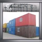 2 Floor Fast Installation Prefab Steel Structure Building Modular House for Workshop