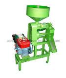 Type neuf petite rizerie de qualité avec le moteur diesel